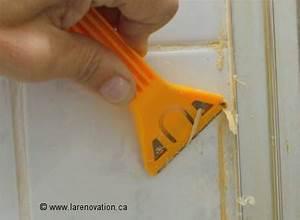 Enlever Un Joint Silicone : enlever silicone baignoire ~ Melissatoandfro.com Idées de Décoration