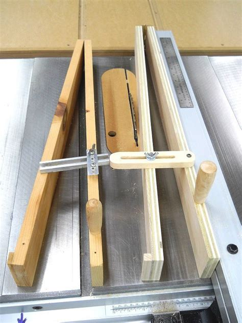 homemade taper jig woodworking projects plans
