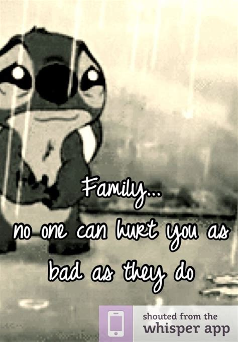 Family Hurt You The Most Quotes