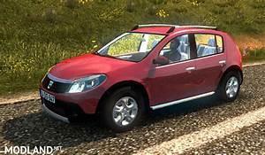 Dacia Sandero 2010 : dacia sandero 2010 mod for ets 2 ~ Gottalentnigeria.com Avis de Voitures