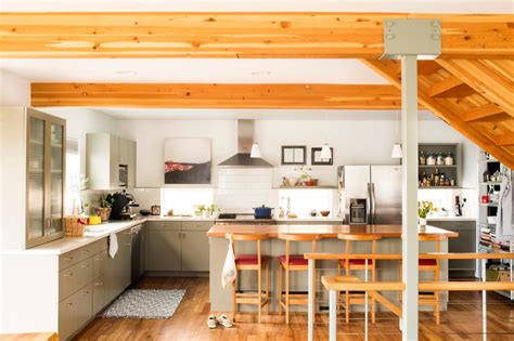 A Kitchen Is Given An Energyefficient Makeover  Hgtv