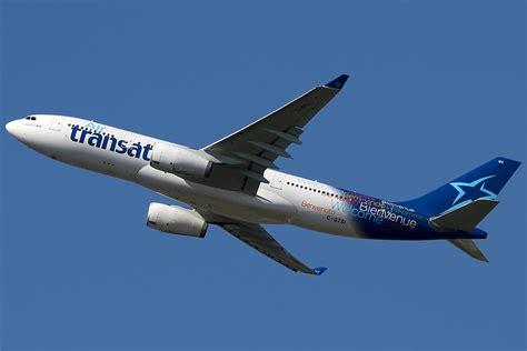 air transat flight schedule air transat flight makes emergency landing in ireland travelpulse
