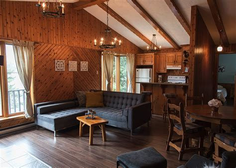 chalet 4 chambres location chalet 2 chambres pour 4 laurentides chalets