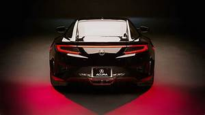 Custom 2017 Acura NSX Auction in Support of MusiCares ...