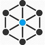 Network Structure Diagram Graph Icons Icon Connection