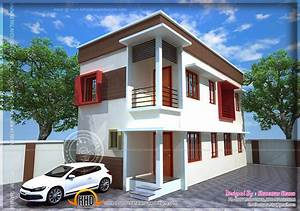 Small plot villa in 2.75 cents of land