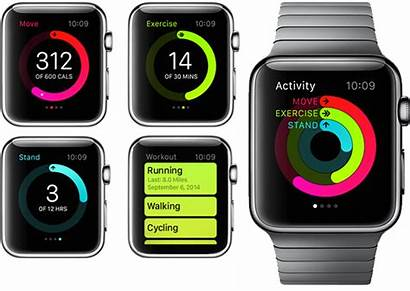 Apple Health App Fitness Apps Smartwatch Watches