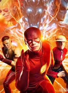 Flash On All the Speedsters