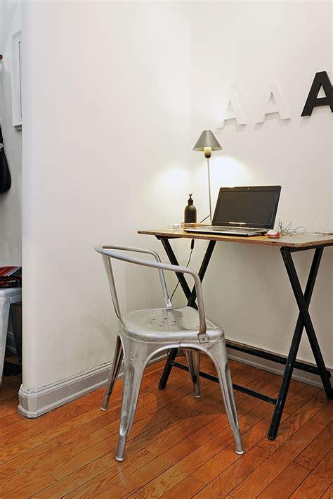 petit espace bureau rentrée aménager bureau cocon de décoration le