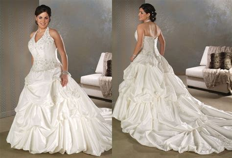 Wedding Dresses Plus Size : Wedding Gowns Pick Up Styles