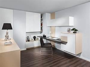 Schreibtisch Wohnzimmer Lösung : wohnzimmer p max ma m bel tischlerqualit t aus sterreich ~ Markanthonyermac.com Haus und Dekorationen