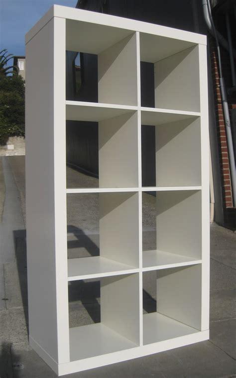 Uhuru Furniture & Collectibles Sold  Ikea Cube Shelf $45