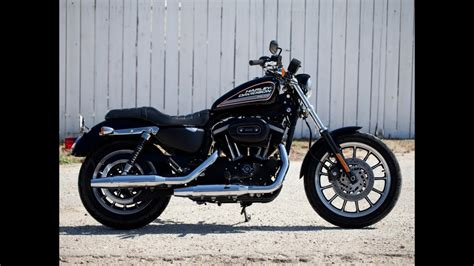 #154. Harley Davidson 883 Roadster Motorcycle (МОТО БЛОГ