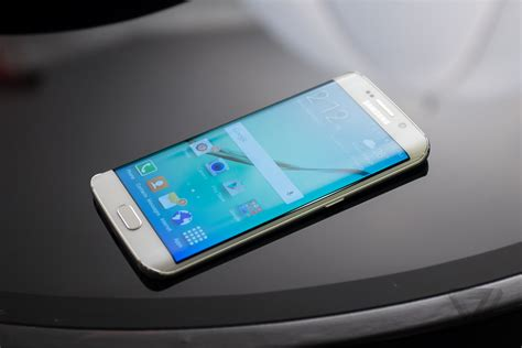 samsung s new galaxy s6 and s6 edge put design first the verge