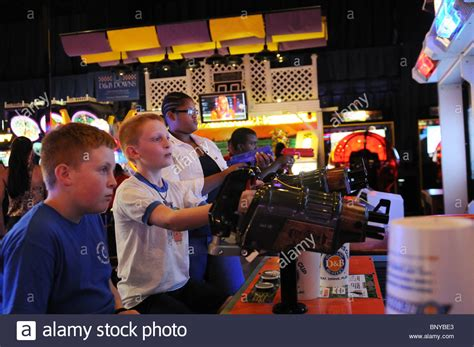Arcade Game Stock Photos And Arcade Game Stock Images Alamy