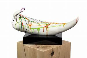 Große Skulpturen Für Wohnzimmer : moderne peperoni skulptur in wei kaufen kunstloft ~ Bigdaddyawards.com Haus und Dekorationen