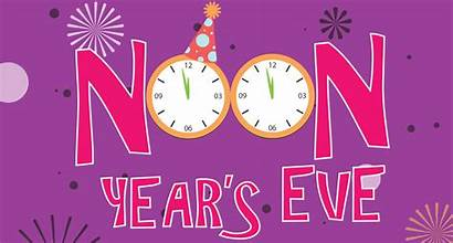 Noon Eve Years