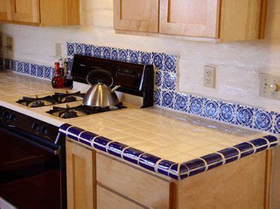 redo  kitchen mexican tile   home
