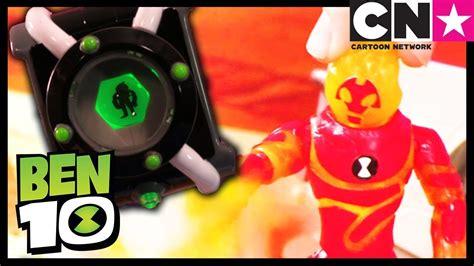 Zabawki Cotoons Ben 10 Oyuncakları Ateş Topu Hex Ve Buharlı Smythe Ile