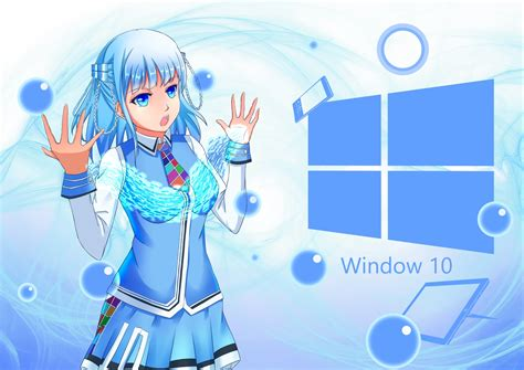 Anime Windows 10 Wallpaper - windows 10 wallpaper wallpapersafari