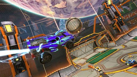 rocket league full game  code xbox