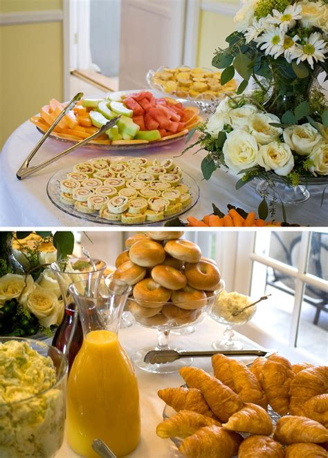 Best Food For Bridal Shower by Top 10 Adorable Wedding Shower Brunch Decorations