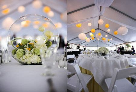 deco et mariage redirecting to http www mariage idees article decoration de mariage jaune moderne