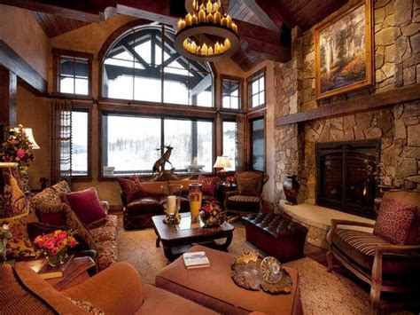 22 Cozy Country Living Room Designs  Page 2 Of 4