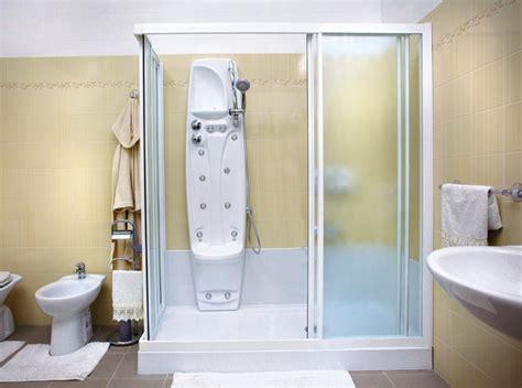 piatto doccia al posto della vasca funzionamento della nuova cabina doccia remail