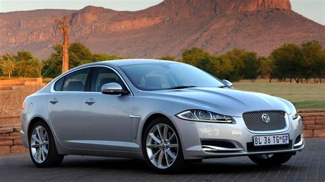 Xf Hd Picture by Wallpaper Jaguar Xf Silver Car Side View 1920x1200 Hd