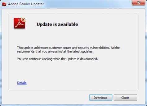 Adobe Offering Insecure Adobe Reader Version For Download