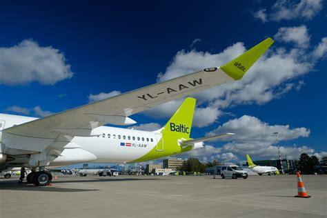 airBaltic šodien Rīgā sagaidījusi divdesmit trešo