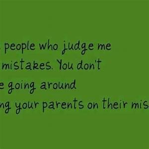 Judging | Quotes & Sayings | Pinterest