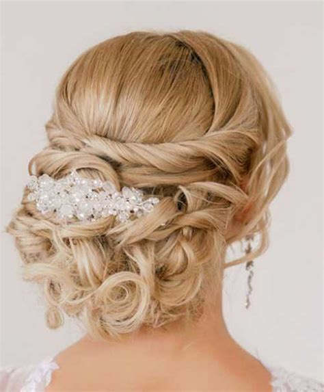 20 Nice Bridal Hairstyles Images  Hairstyles & Haircuts
