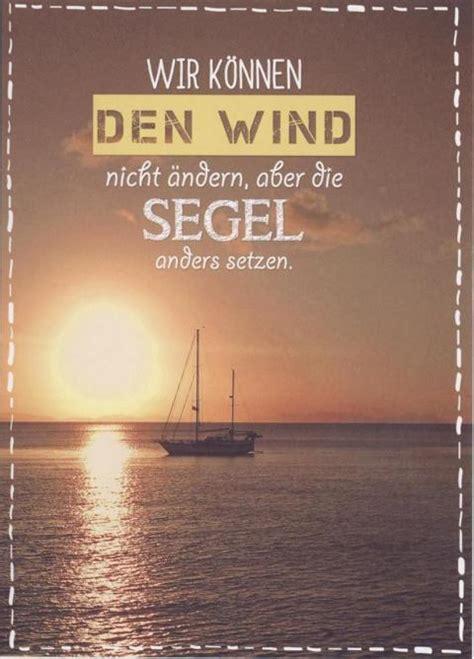 postkarte spruch lebensweisheit wir k 246 nnen den wind nicht
