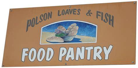fish food pantry community involvement