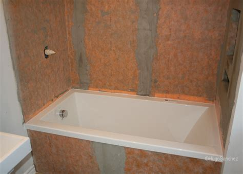waterproofing shower walls before tiling waterproofing bathtub walls 28 images waterproofing
