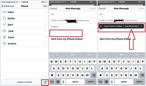 how to add email to iphone ios 9 fonepaw