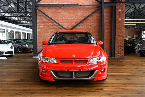 2001 Holden Special Vehicle GTS VX Sedan - Richmonds ...