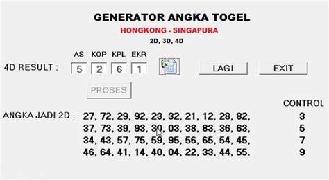 generator angka togel jitu nomor togel info