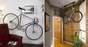 16 Nuevas Y Originales Ideas Para Guardar Tu Bicicleta En