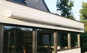 Pare Soleil Balcon : pare soleil balcon sur un balcon vous permet de profiter ~ Edinachiropracticcenter.com Idées de Décoration