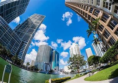 Miami Downtown Construction Neighborhood Project Florida Coming