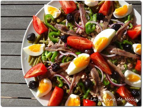 la cuisine de nelly salade niçoise ou pas la cuisine de nelly