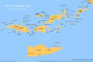 MAPS OF THE U.S. VIRGIN ISLANDS - FIJI PRESS™ - Matanitu Tu-Vaka-i ... U.S. Virgin Islands
