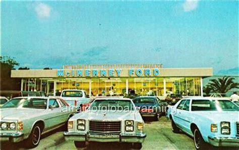 Photo. 1970s. Orlando, Florida. McInerney Ford   Auto