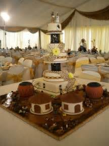 traditional wedding decor afrikan makoti media