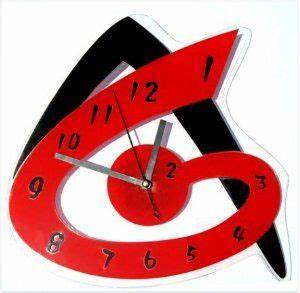 Horloge Murale Rouge : horloge moderne murale design rouge recherche google horloges pinterest horloge moderne ~ Teatrodelosmanantiales.com Idées de Décoration