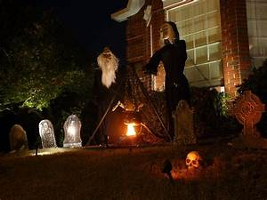 Decorations, Sinister, Outdoor, Halloween, Decorating, Ideas, Sacred, Outdoor, Halloween, Decorating