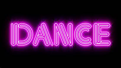 Neon Dance Motion